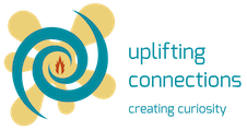 uplifting connections Retina Logo